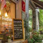 Friedrichs Wirtschaft - österreichische und fränkische Küche in Berlin-Friedrichshain