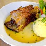 Schäuferla, österreichische und fränkische Küche in Berlin-Friedrichshain